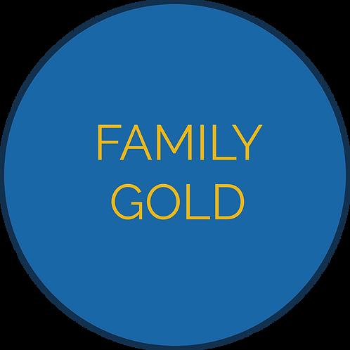Family Gold Sponsorship