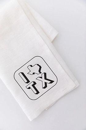 I TEXAS TEXAS  TEA TOWEL
