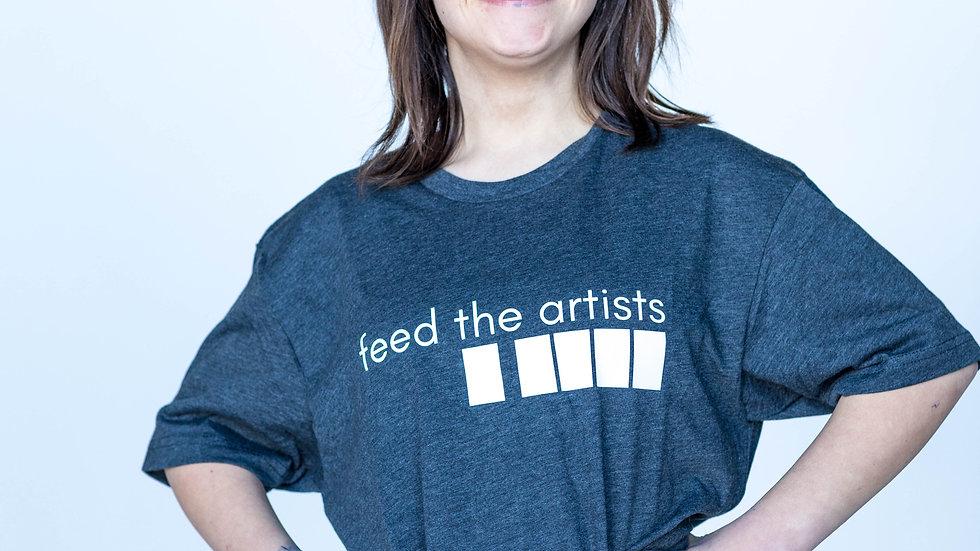 Feed The Artists Tee
