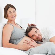 Pregnant Mom with Husband