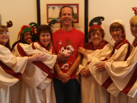 Sisters Christmas Catechism performance at the Scottsdale Center of the Arts 2014