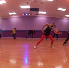 Dance Cardio (20 min)