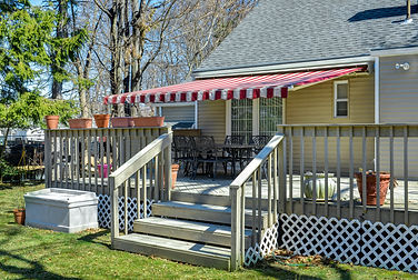How to keep birds from nesting in retractable awning