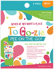 To Go-zie 3 pack