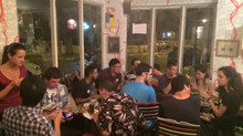 "The third ""Shaberi-Bar"" Event 30.8.2016"