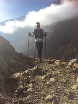 על גג העולם - לימור ביגון נטורופתית ומאמנת ריצה