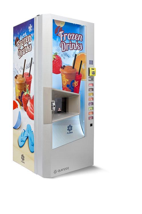 quinzee vending machine