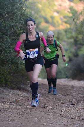 לימור ביגון נטורופתית ומאמנת ריצה
