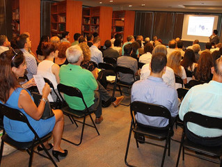 The 1st Meetup @Embassy of Japan 18.8.2015