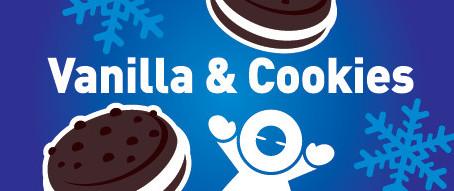 Vanilla & Cookies
