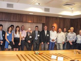 Startup National meet the Rising sun 8.9.2015