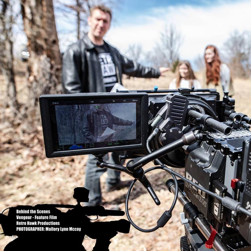 Vengeur - RetroHawk Productions Feature Film