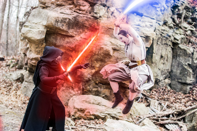 Mid-MO Based Cosplay Photography