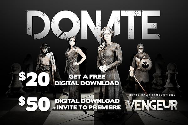 Vengeur Movie Donate