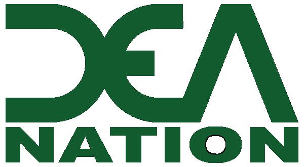 Large DEA Logo - Solid
