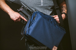 mp5 full auto concealed carry bag