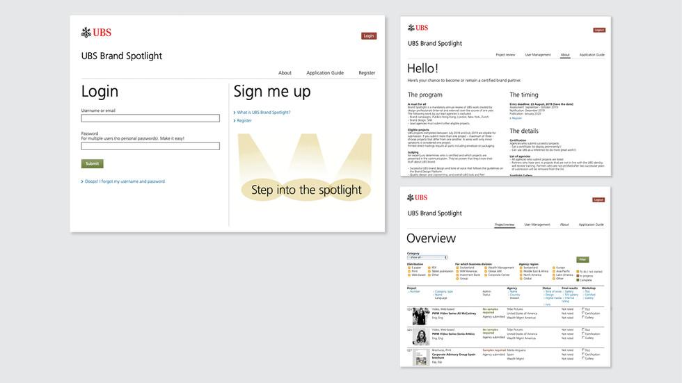 Brand Spotlight platform