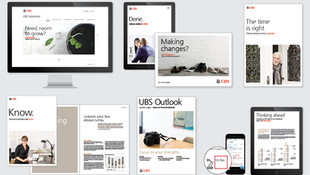 UBS brand refresh