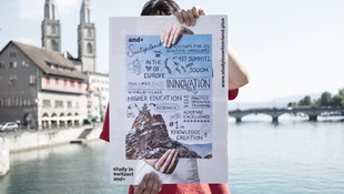 Illustrations for Swiss Universities