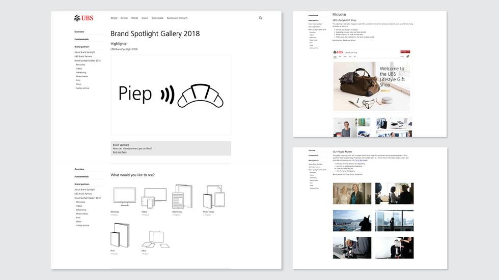 Brand Spotlight gallery