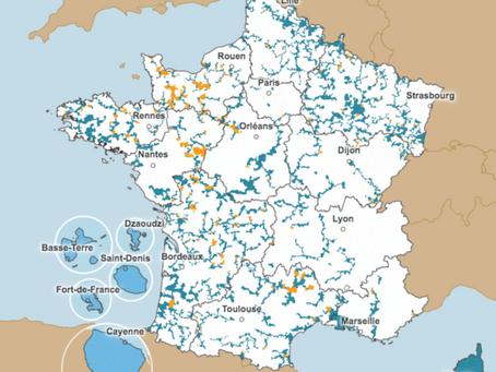 Adoption des lignes directrices AFR: la France doit maintenant élaborer la carte des zones éligibles