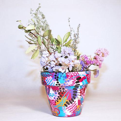Plant pot 8