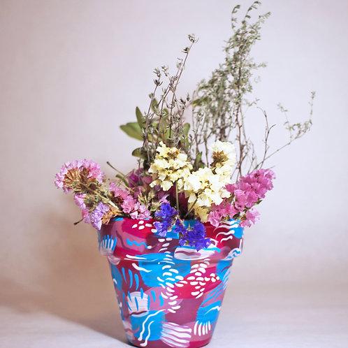 Plant pot 6