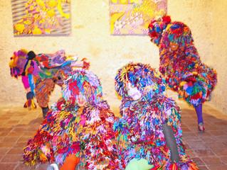 Can Puget acull l'exposició 'Rostres', procés creatiu d'Anna Cortada