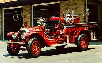 "1926 American LaFrance Pumper - ""Lulubelle"""