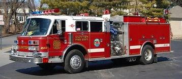 Engine 45-62 - 1991 American LaFrance