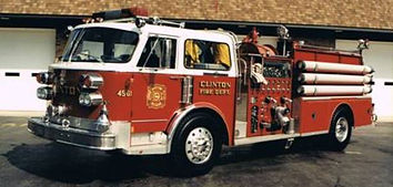 Engine 45-61 - 1975 American LaFrance