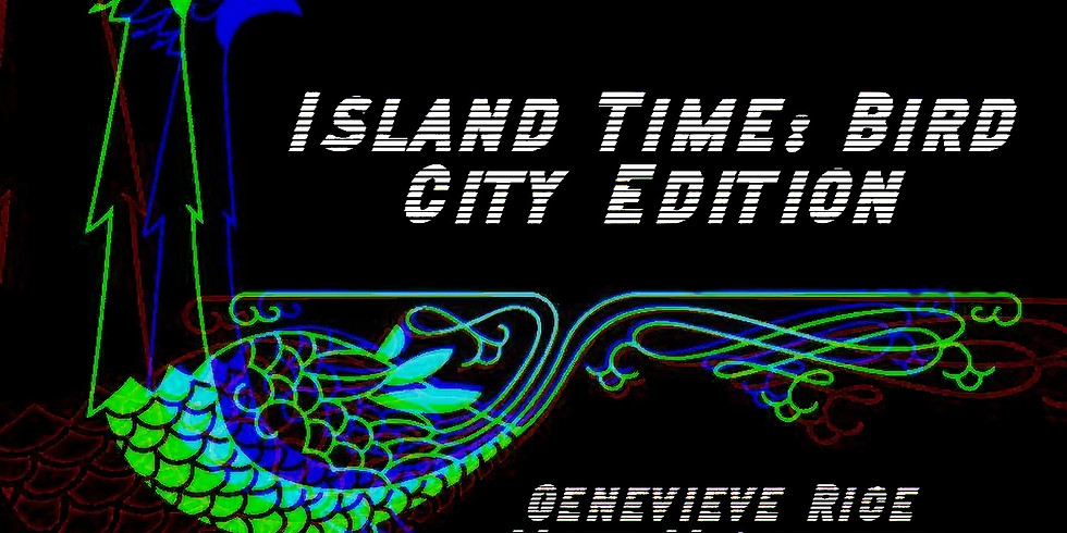 Island Time: Bird City Edition