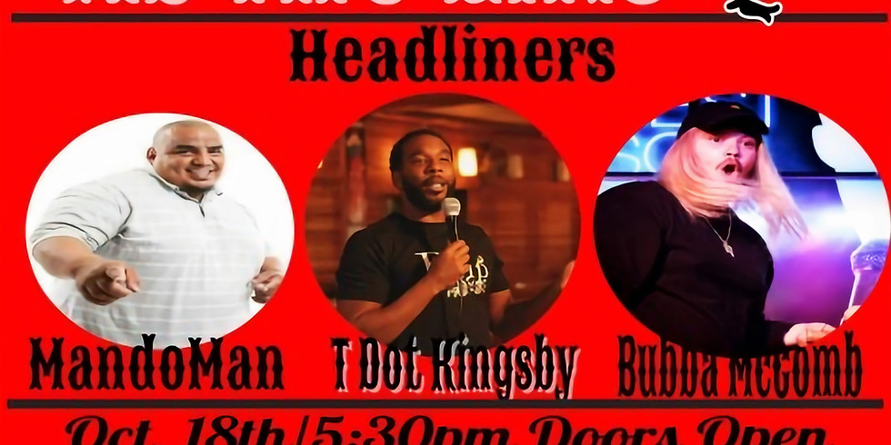 """Comedy Night at """"The Elks"""""""