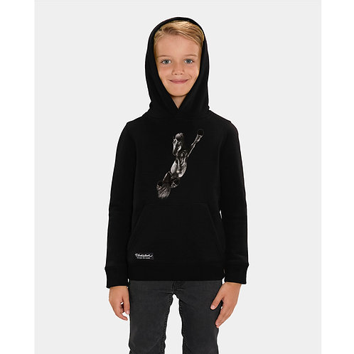 Children's Hoodie (Unisex) with your pets photo