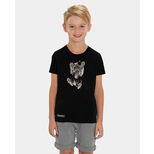 Children's T-shirt (Unisex) with your pets photo