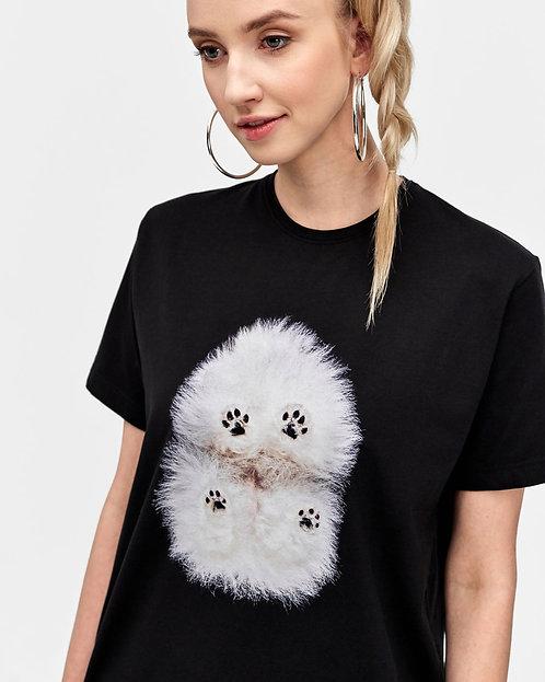 Marškinėliai (Unisex) su Jūsų augintinio nuotrauka