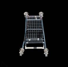 Under-Bikes shopping cart from under