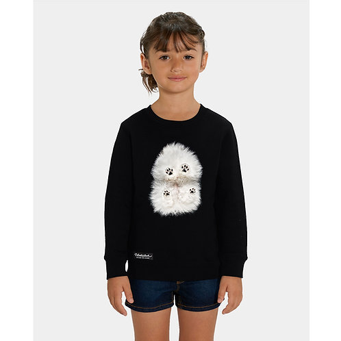 Children's Sweatshirt (Unisex) with your pets photo