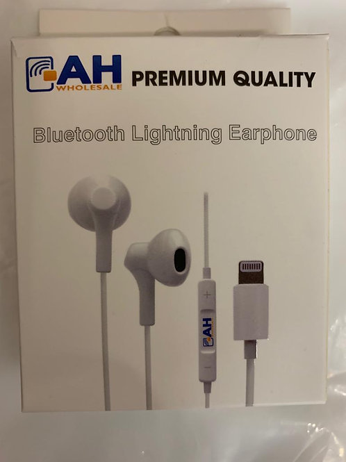 AH Brand Bluetooth Lightining Earphone For Iphone