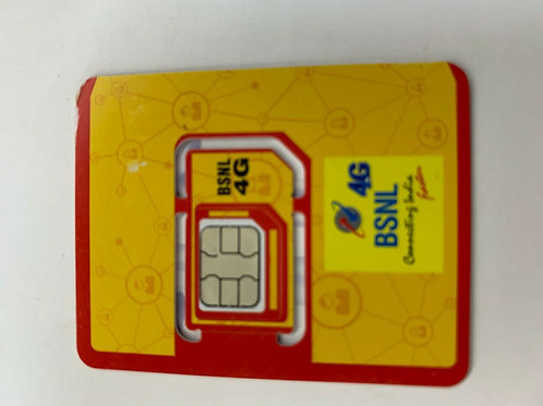 Wholesale BSNL India Preapid Blank Sim Cards For Retailers-Distributors