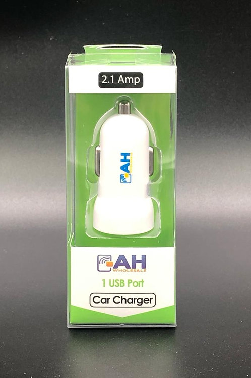 Lot AH Brand 2.1AMP Car Charger