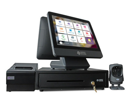 NRS Plus POS Cash Register