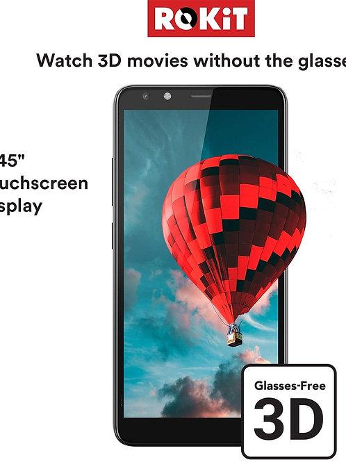 "ROKiT iO 3D Android Phone - 5.45"" GSM Unlocked Smartphone"