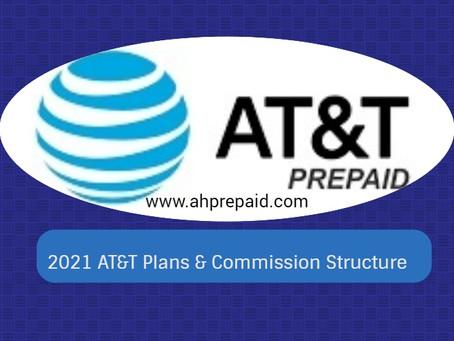 2021 AT&T Plans & Commission Structure