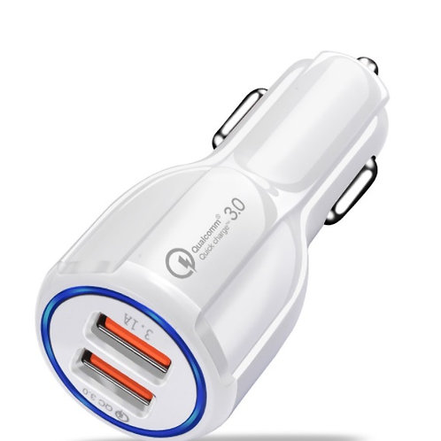 High qyality 6A 2 port Car Charger