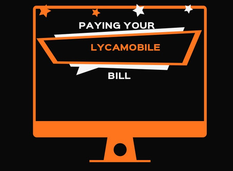 How to Pay Lycamobile Bill
