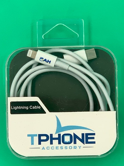 Tphone 3Feet Lightning-Iphone Charging Cable