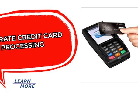 Low rate Credit Card Processing