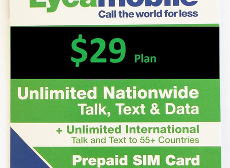 Lycamobile New Offer On $29 Plan