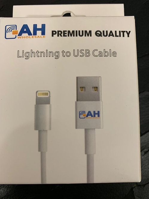 Lots of 10 AH Premium Quality Lightning To USB Cable